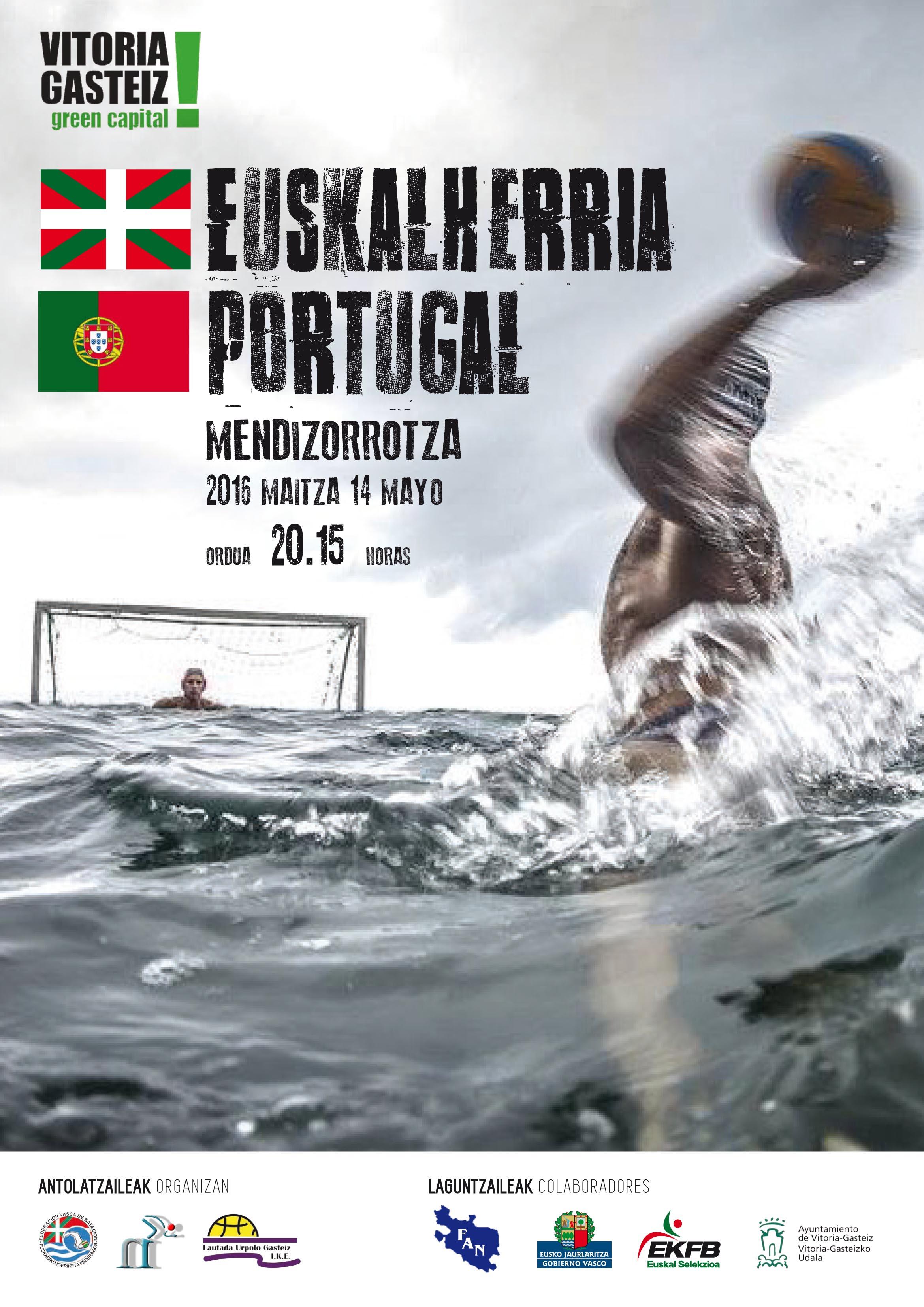Cartel EH-Portugal 2016