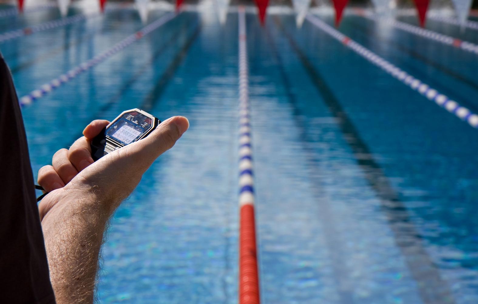 Curso Entrenador/a de natación nivel 1